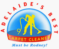 Adelaides Reliable Carpet Cleaner Logo